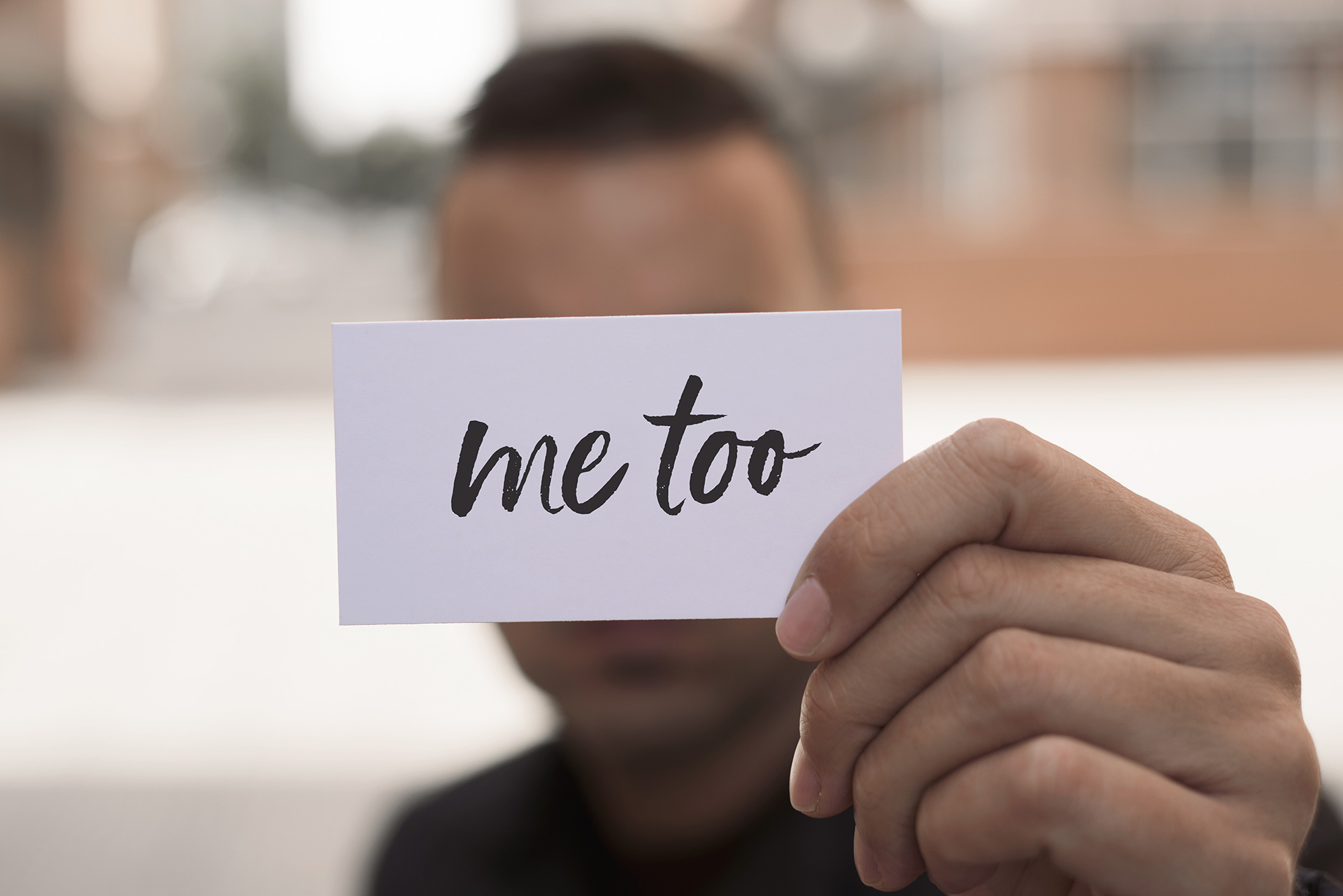 me too photo 5 common sexual harassment myths in employment law