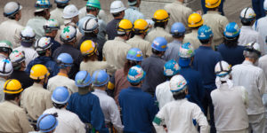 photo of a labor union